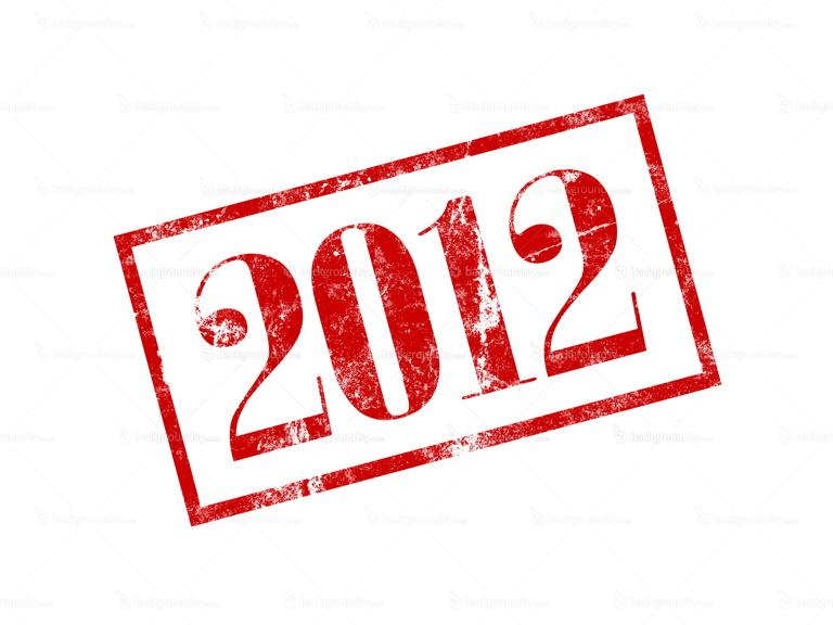 2012 stamp