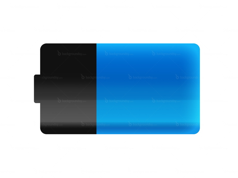 battery indicator psd