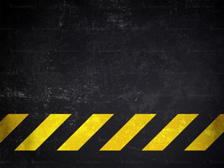 danger hazard background