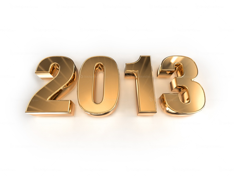 golden new year 2013