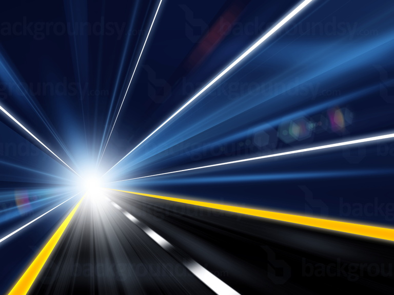 High speed road