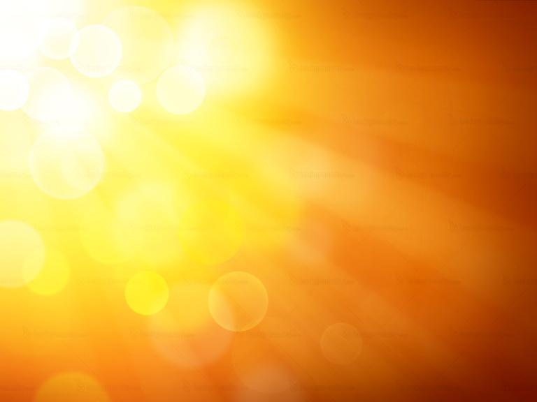 hot sun rays