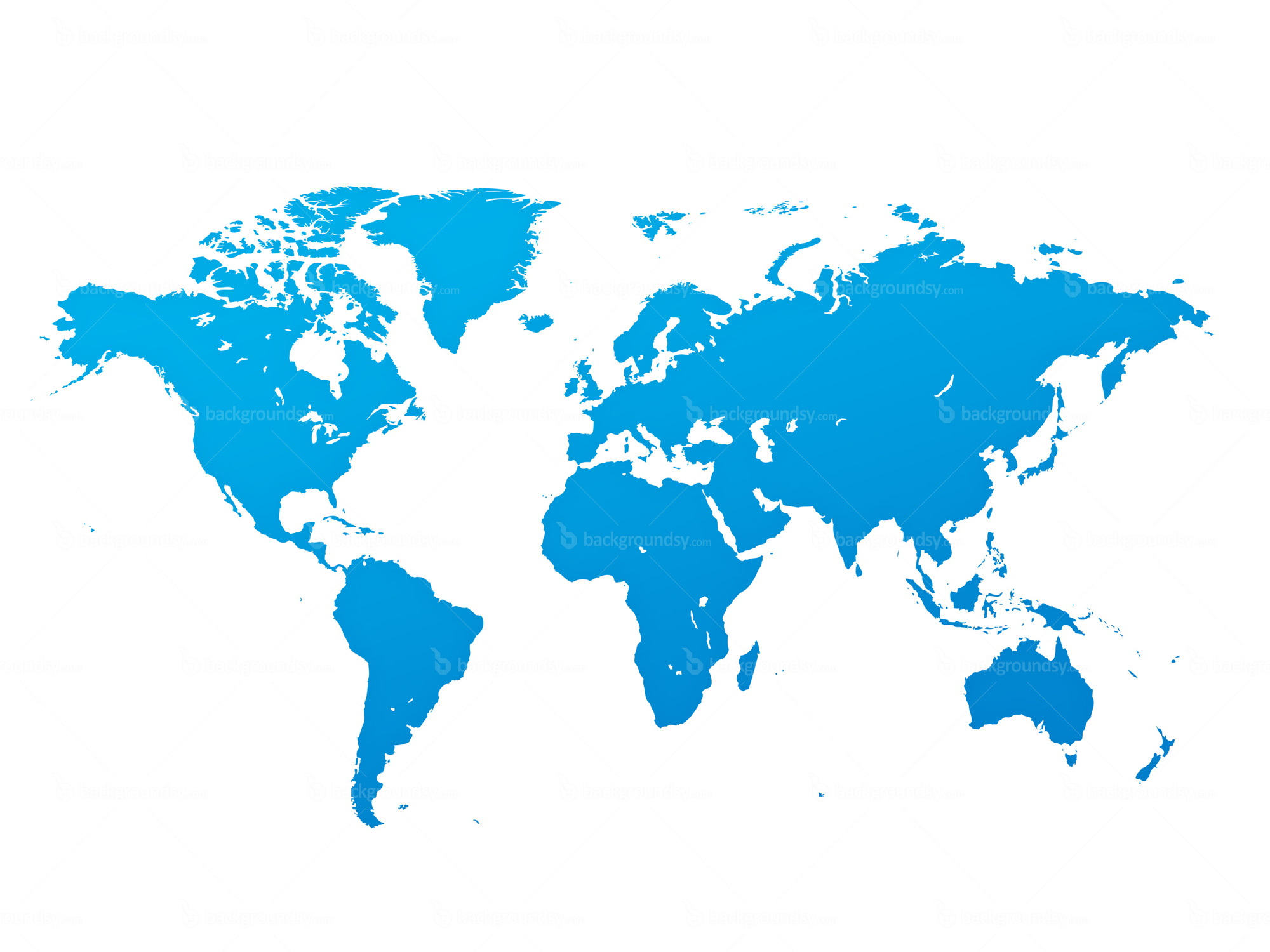 World Map Transparent Background ~ AFP CV