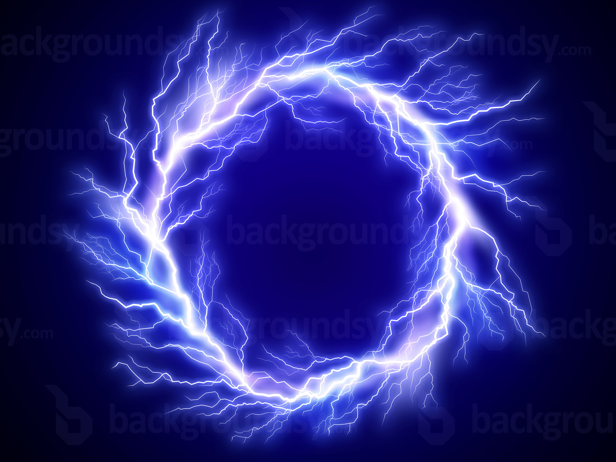 Electricity Ring Background Backgroundsy Com