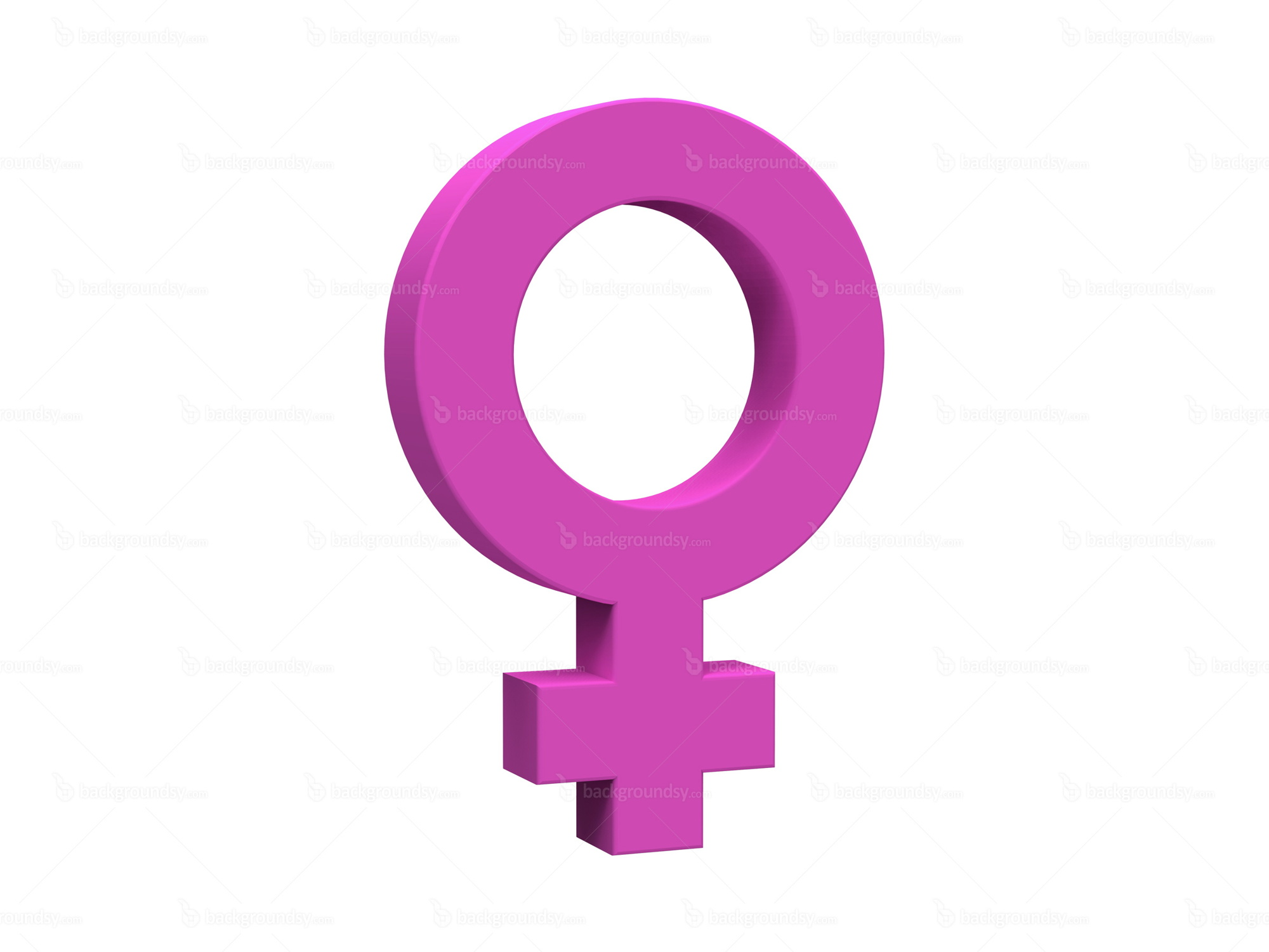 Terms Of Use >> Female symbol | Backgroundsy.com