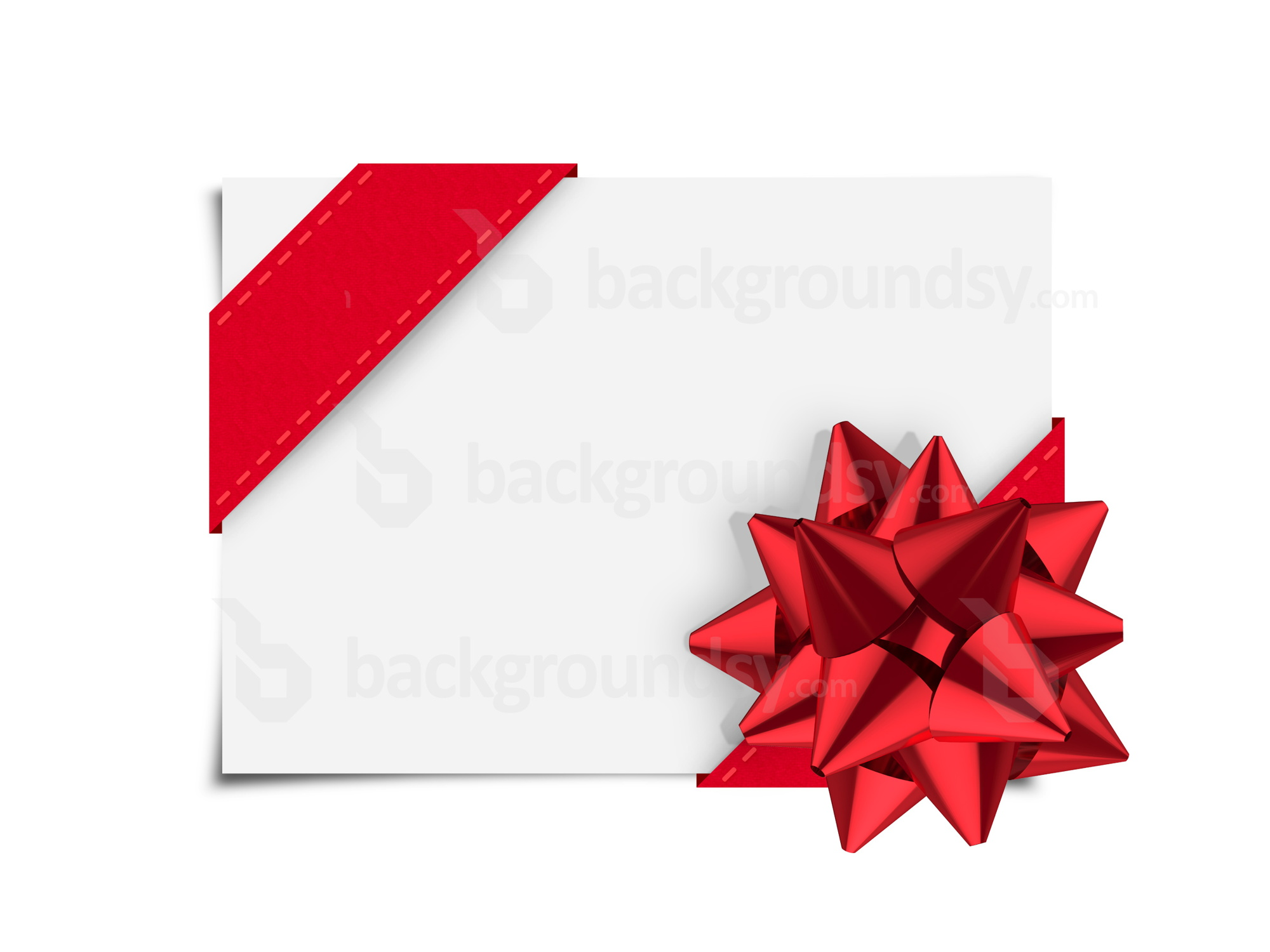 Blank gift card (PSD) | Backgroundsy.com
