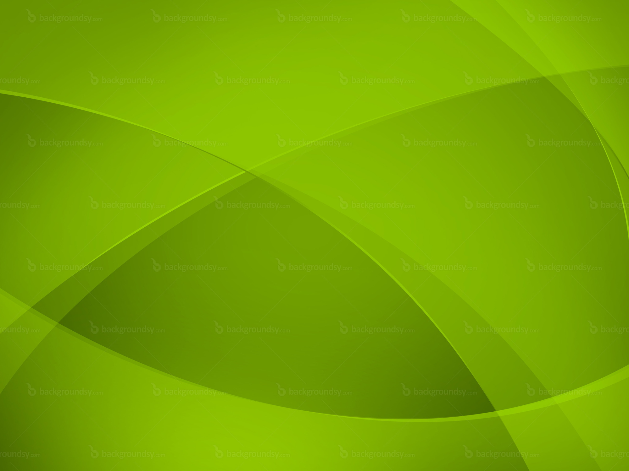 Green background for Green design