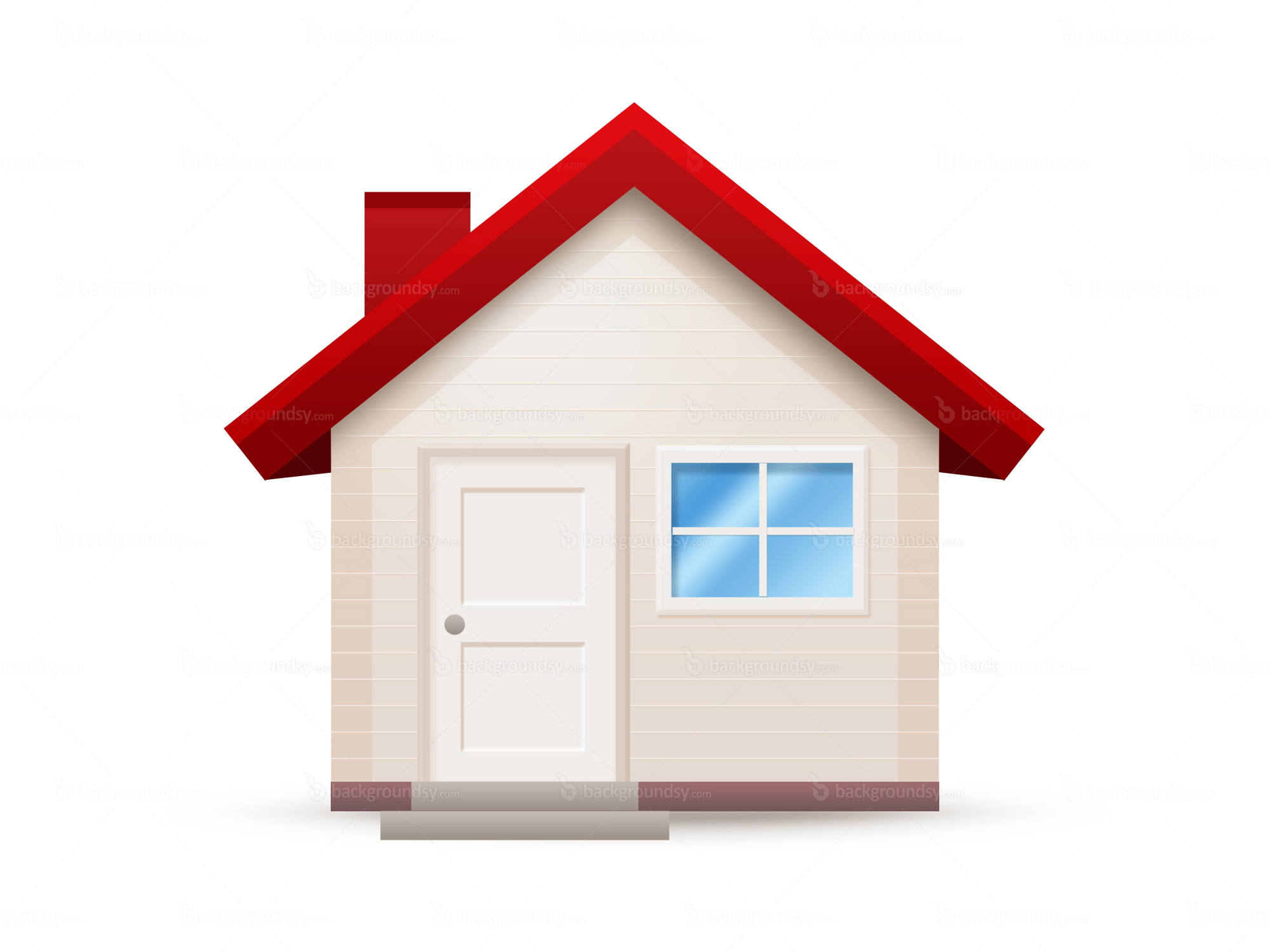 Home Icon Psd