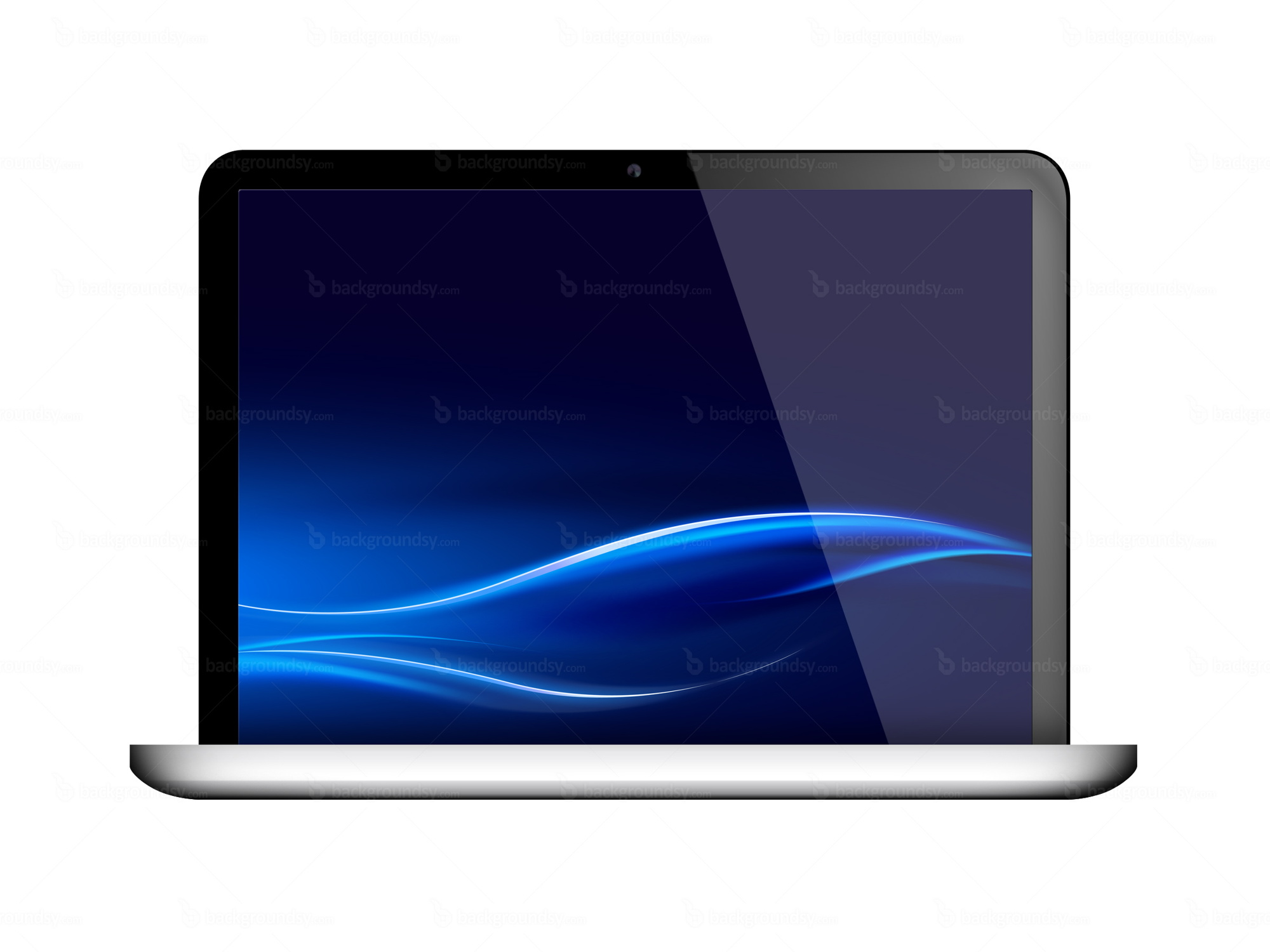Laptop Icon Psd Backgroundsy Com