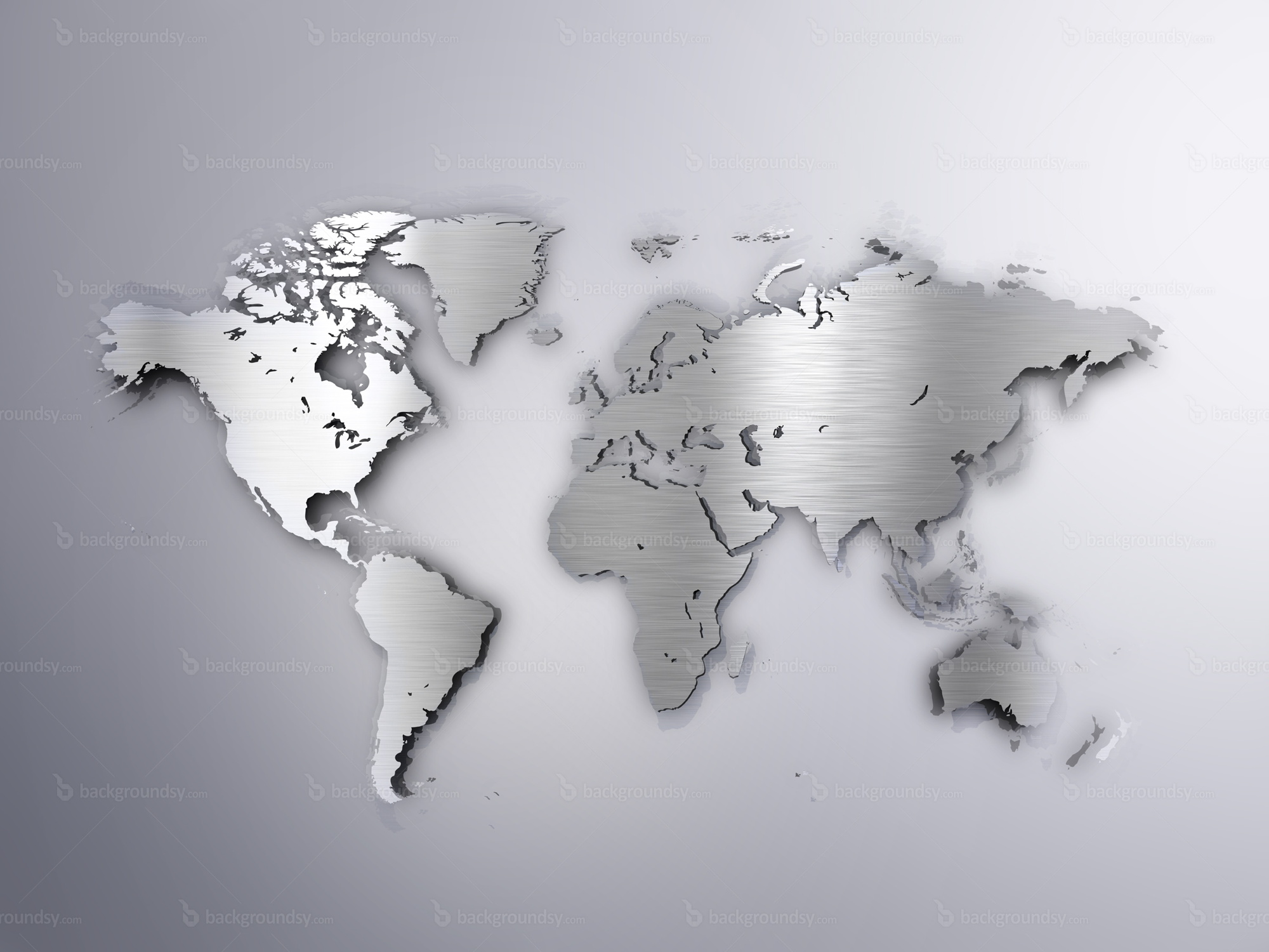 Metal world map backgroundsy metal world map gumiabroncs Image collections