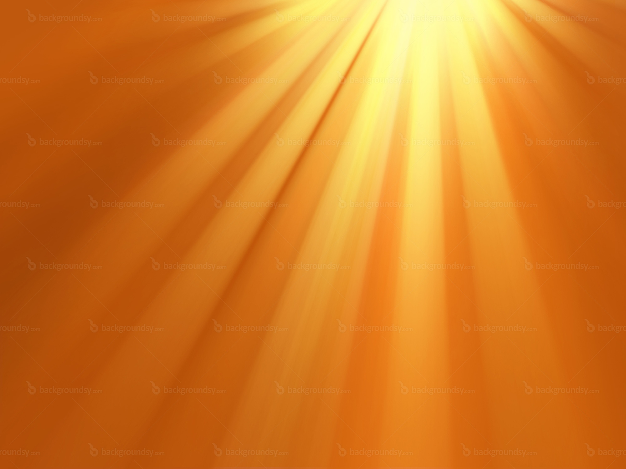 Orange light background | Backgroundsy.com