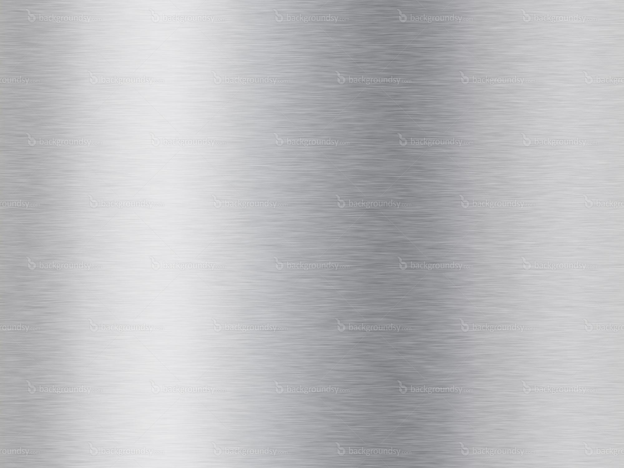 Shiny metallic silver background