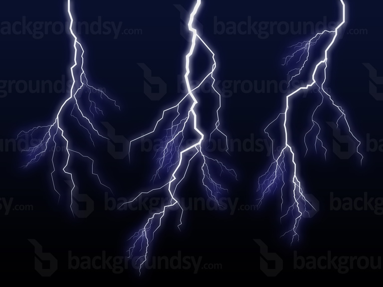 Lightning strikes (PSD)