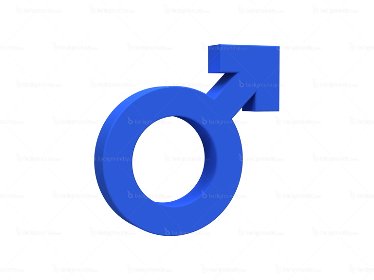 Male Symbol Backgroundsy