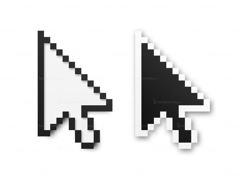 mouse cursor and pointer