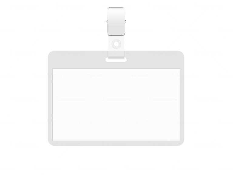 Name tag template (PSD) | Backgroundsy.com