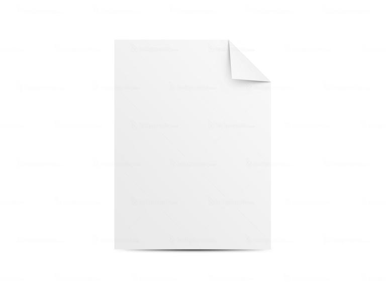 office paper symbol