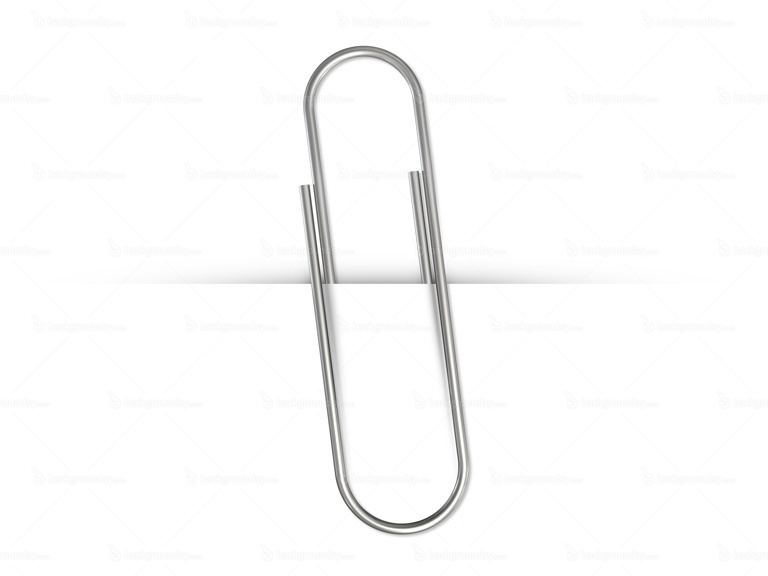 paper clip attachment