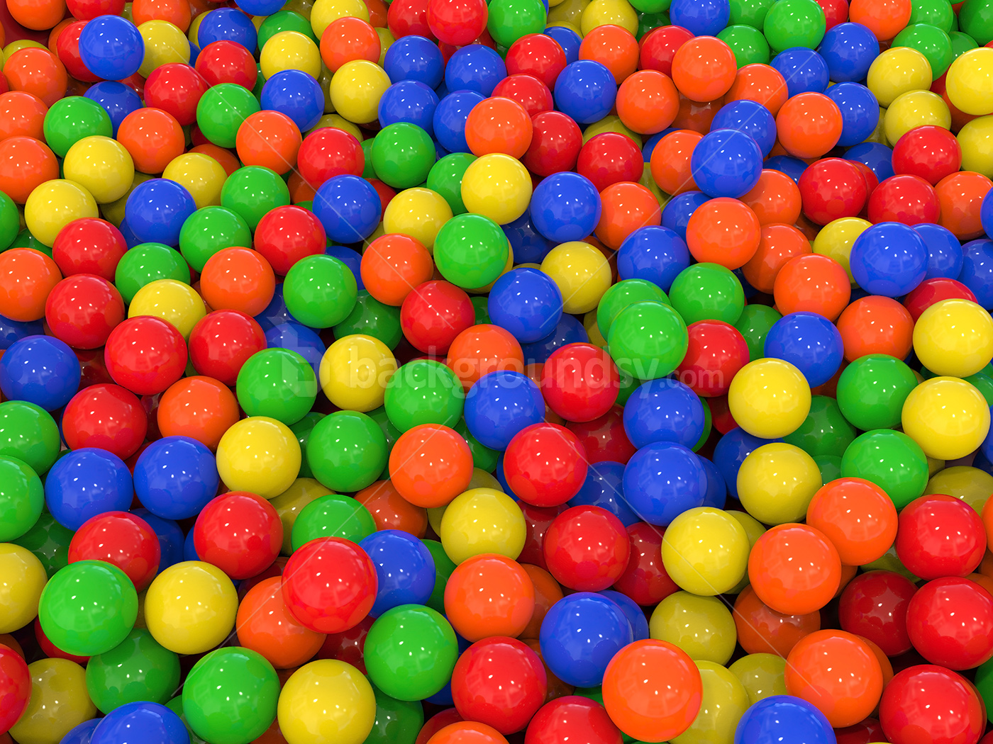 the ball pool