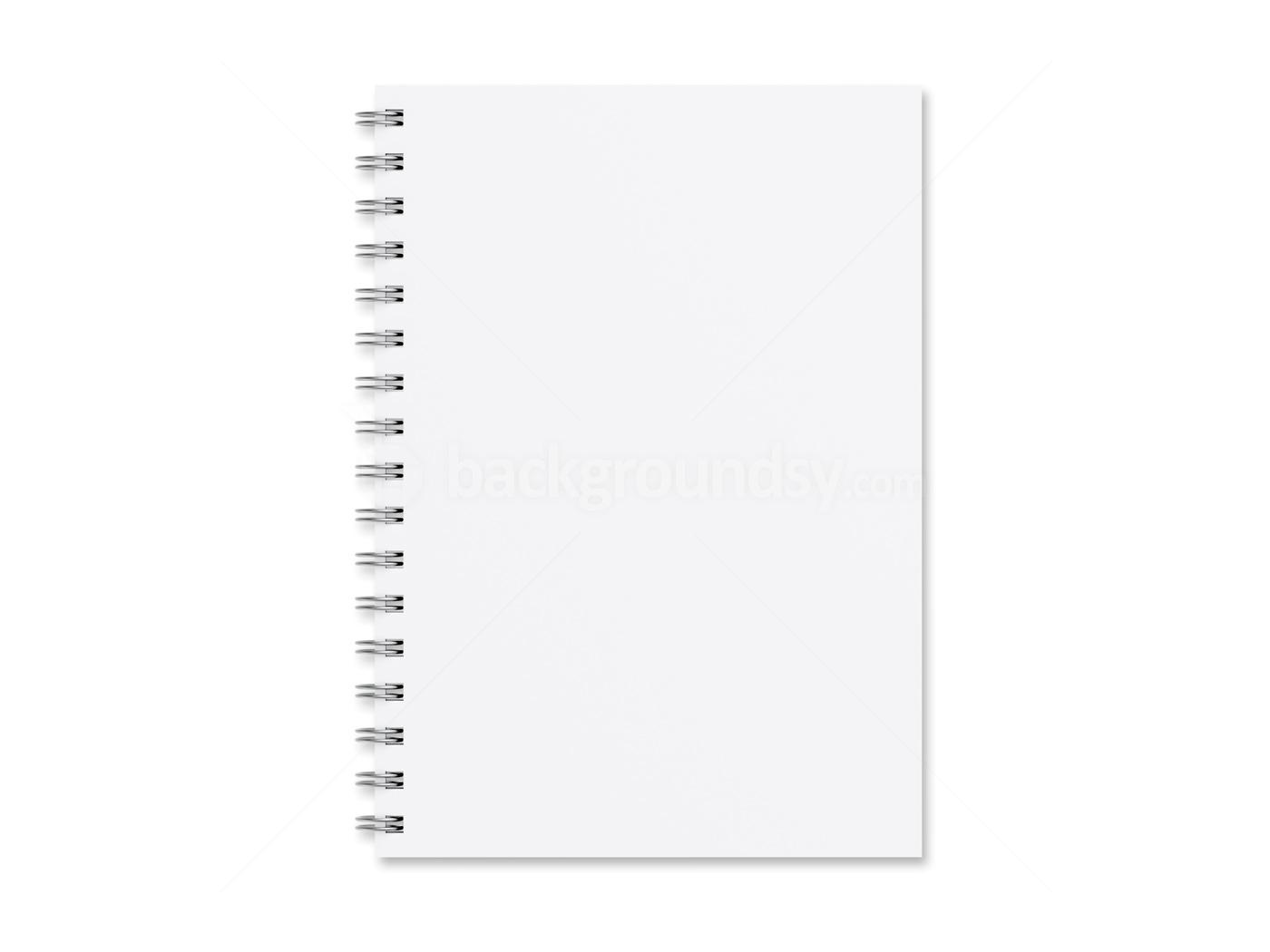 Blank notebook template  Blank Notebook Page