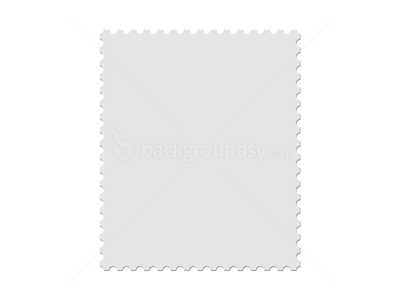 blank postage stamp. Black Bedroom Furniture Sets. Home Design Ideas