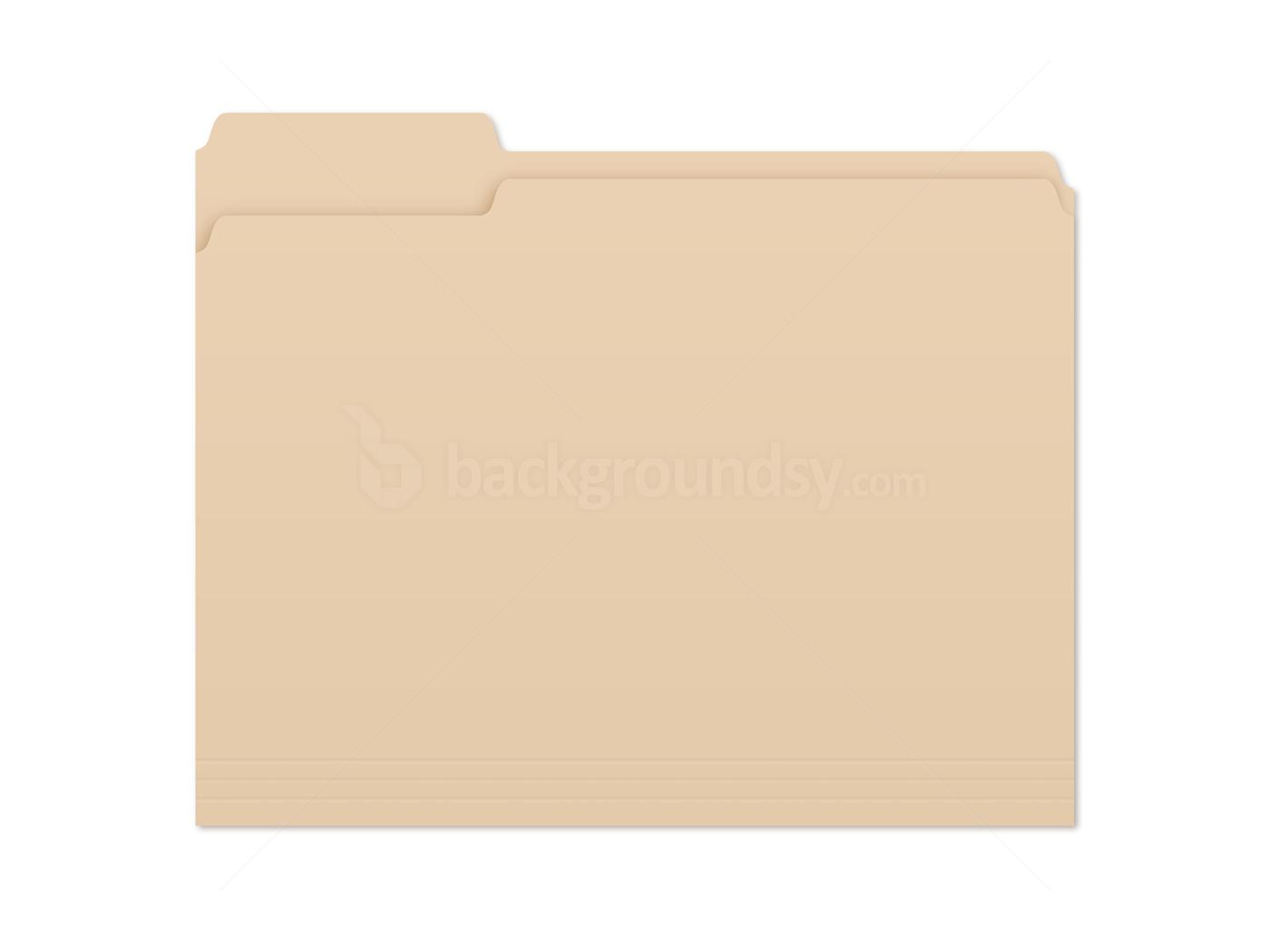Manila Folder Clip Art
