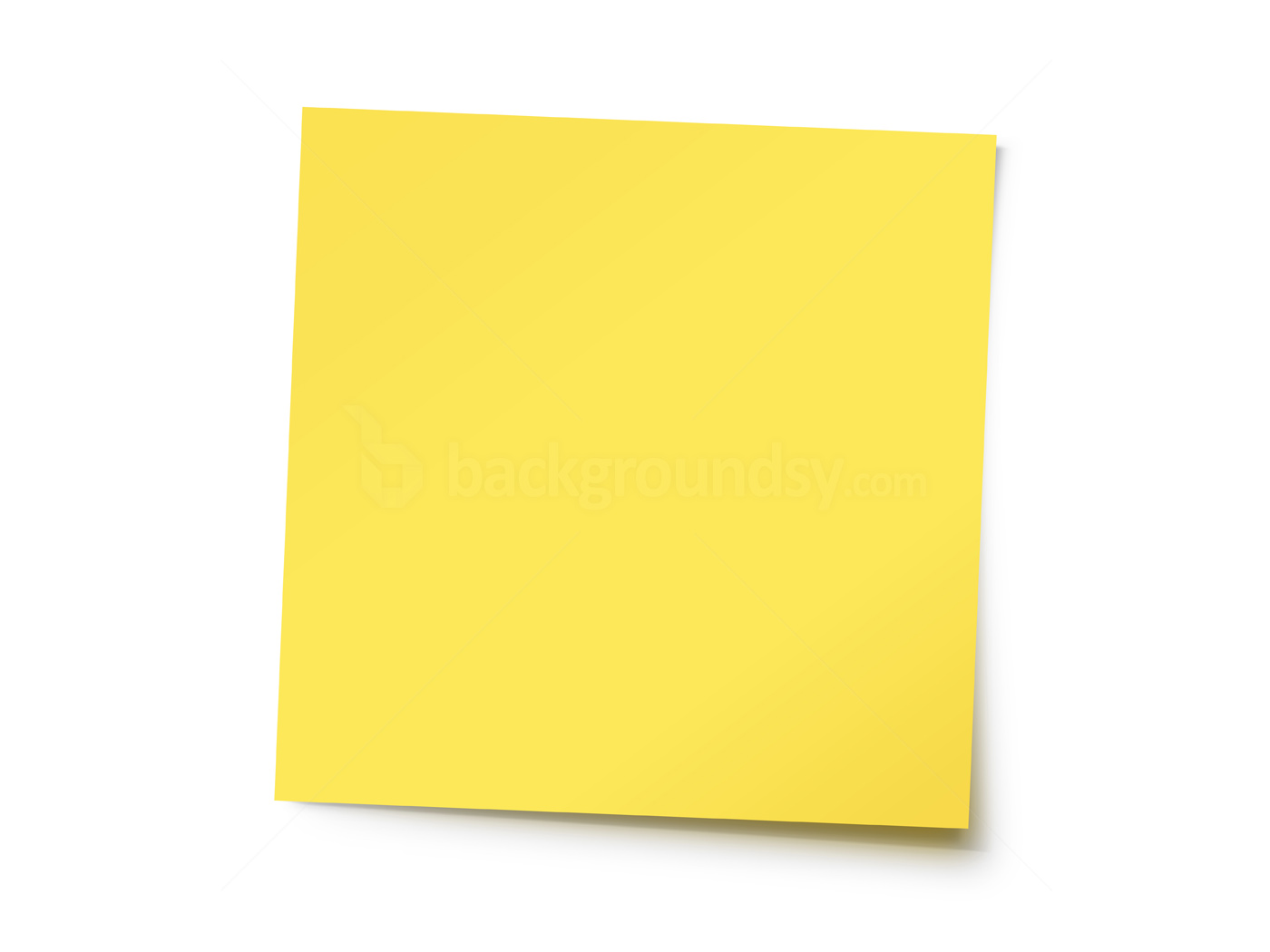Yellow Post It Note Backgroundsy Com