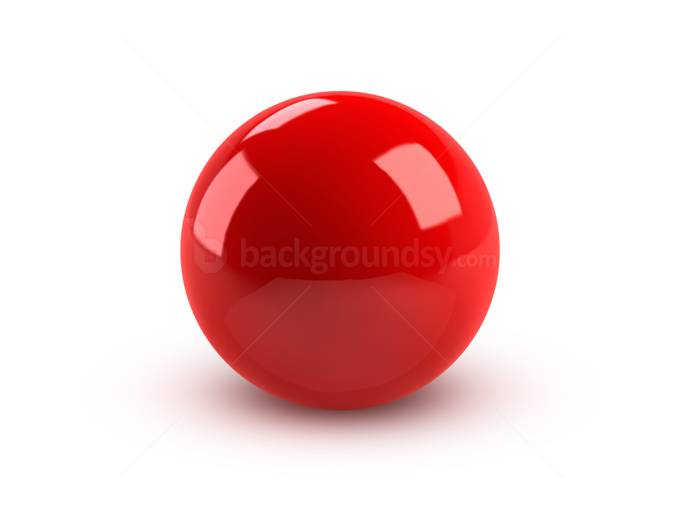 what is a red ball
