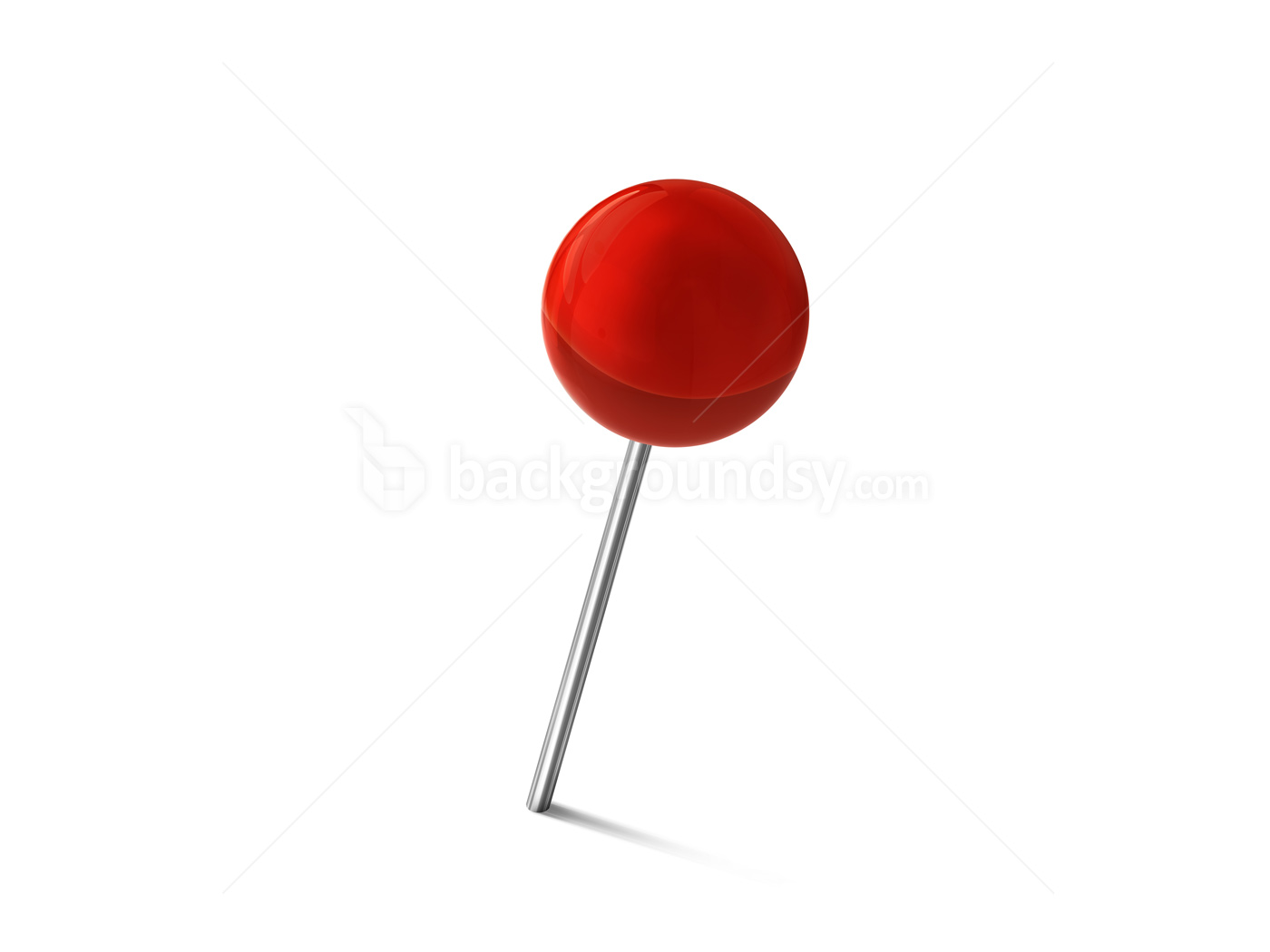 Red pushpinPush Pin Png