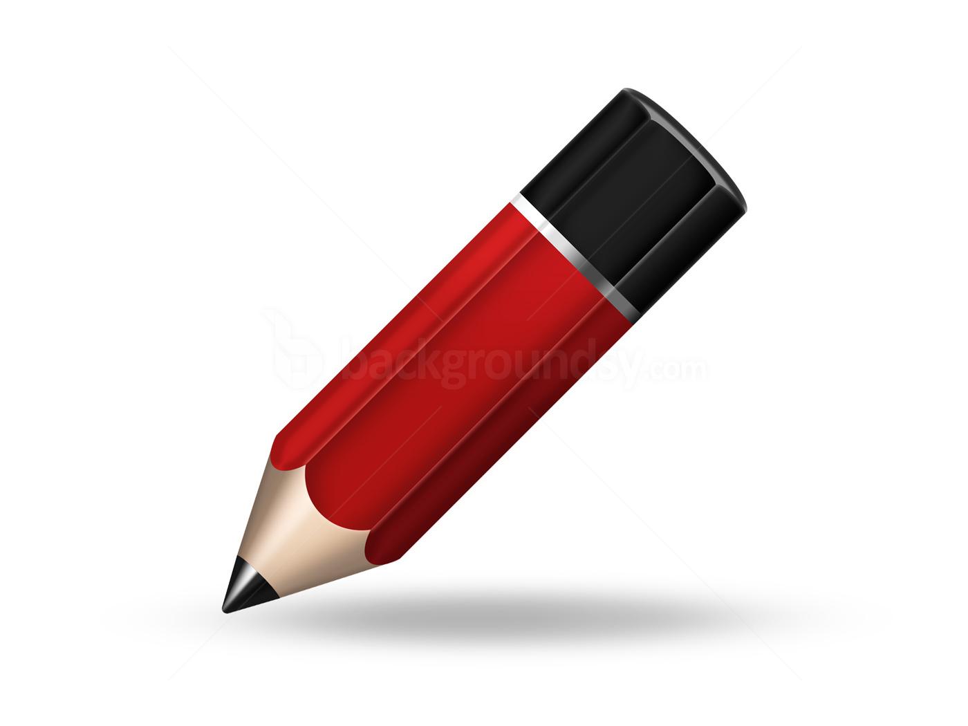 school pencil icon  psd