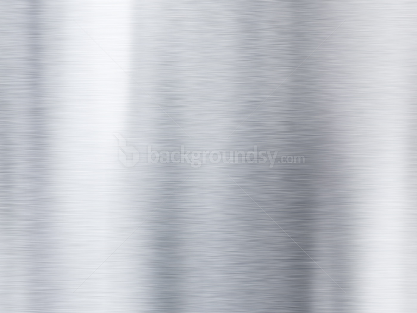 Shiny Metallic Silver ...