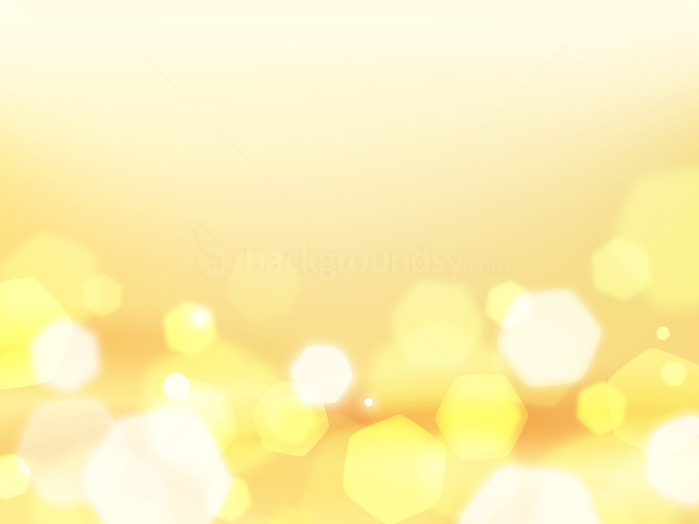 Yellow Sparkles Background Backgroundsy Com