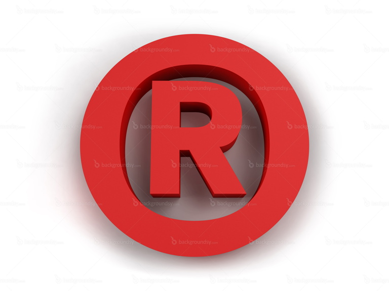 registered mark symbol
