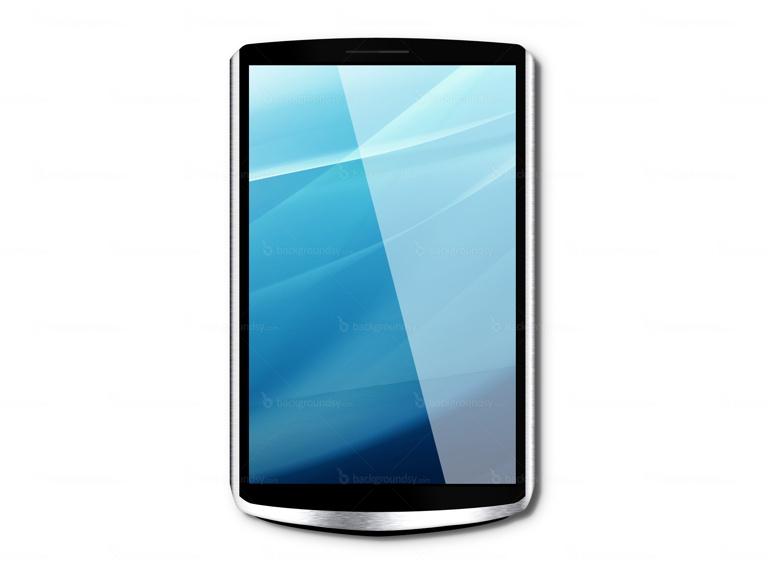 smart phone psd