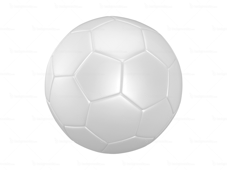 white football ball